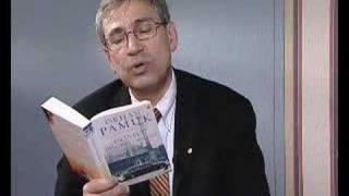 Prose reading by Orhan Pamuk, Nobel Laureate in Literature