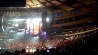 Piano Man Sing Along – sold out show at the Garden