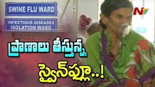 Swine Flu  Panic Grips Chittoor, Govt Officers Alerted People Over the Virus Spread | NTV