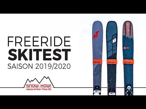 Vorschau: K2 Mindbender 99 Ti 2019/20