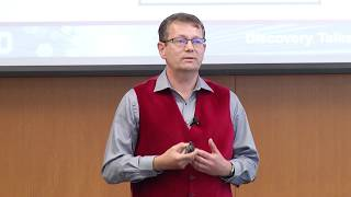 Click here to watch the Discovery Talk by Stefan Niewiesk