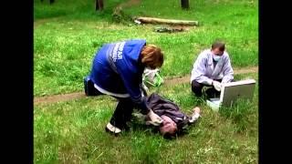 Неравнодушний прохожий спас ребенка.