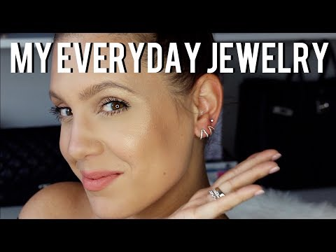 INVESTMENT JEWELRY: MY EVERYDAY PIECES | MELSOLDERA