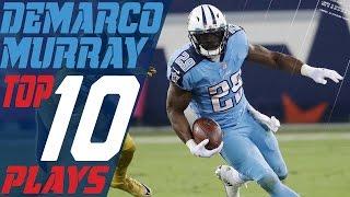 DeMarco Murrays Top 10 Plays Of The <b>2016 </b>Season  NFL Highlights