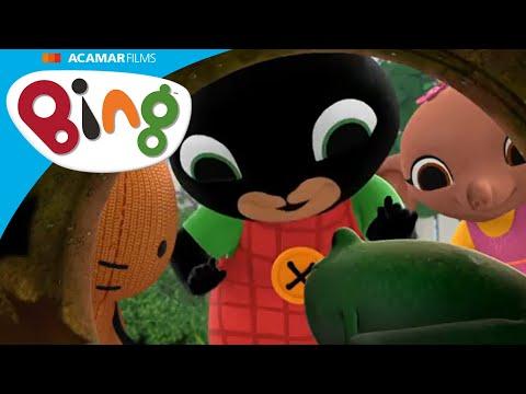 Bing Český | Bing a Sula hrají dnes v zahradě! | 25 minut