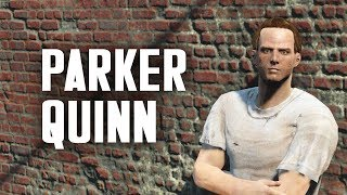 The Infuriating Gem Called Parker Quinn - Fallout 4 Lore