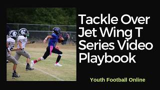 Tackle Over Jet Wing T Video Playbook