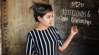 Boys & Teen Relationship Problems | Smile With Prachi #3