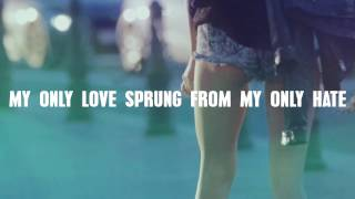 QUADRANGLE - MY ONLY LOVE SPRUNG FROM MY ONLY HATE (Lyric Video)