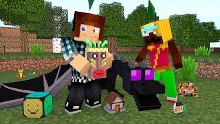 Minecraft The Sims Craft Ep.182 - Malena Babá de Dragões !!