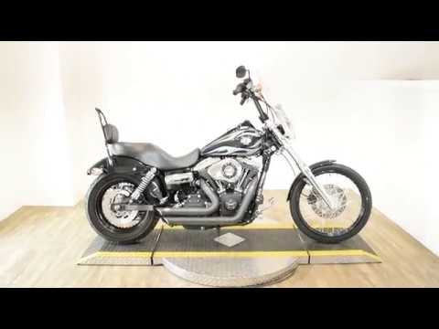 2013 Harley-Davidson Dyna® Wide Glide® in Wauconda, Illinois - Video 1