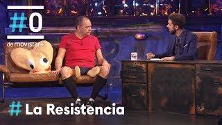 LA RESISTENCIA   Pepe Colubi Pasaba Por Aquí | #LaResistencia 27.02.2018