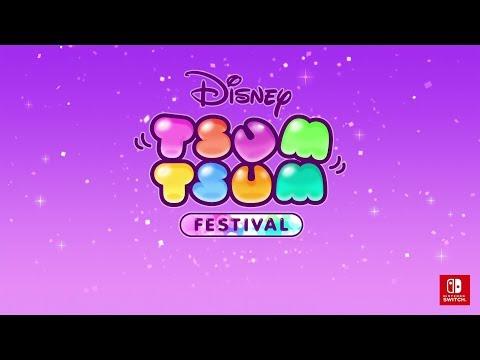 Disney Tsum Tsum Festival - Activities Trailer | Switch thumbnail