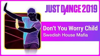 Just Dance 2019 (Unlimited): Don't You Worry Child