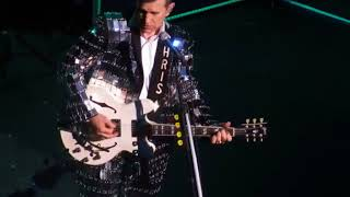 Chris Isaak - Baby Did A Bad Bad Thing - Charlotte, NC 9.7.18