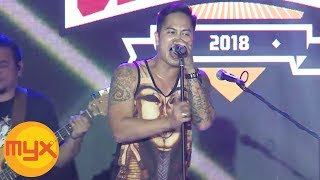 """6CYCLEMIND performs """"Sige"""" at the MYX Slam Jam 2018!"""