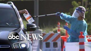 California Closes Back Down As COVID-19 Cases Rise L ABC News