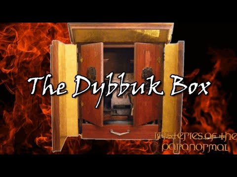 The True Story Of The Dybbuk Box
