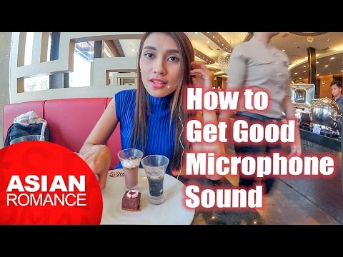 Video Blogging Equipment: How to Get Good Microphone Sound on a Small Budget