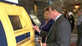 Automated Department of Motor Vehicle Kiosk