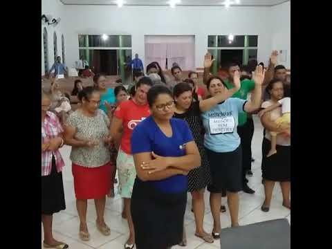 Pr. Anderson da Rocha na AD Madureira em Brasiléia/AC.