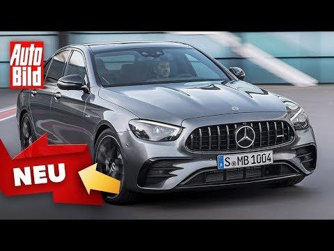 Mercedes-AMG E 53 (2020): Neuvorstellung - Facelift - Genf 2020 - Motor - Infos