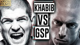 """KHABIB NURMAGOMEDOV VS. GEORGES ST-PIERRE """"LEGACY"""" (HD) TRAILER, UFC, MMA, PROMO, GSP"""