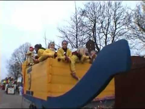 Carnavalsoptocht te Velp 2011