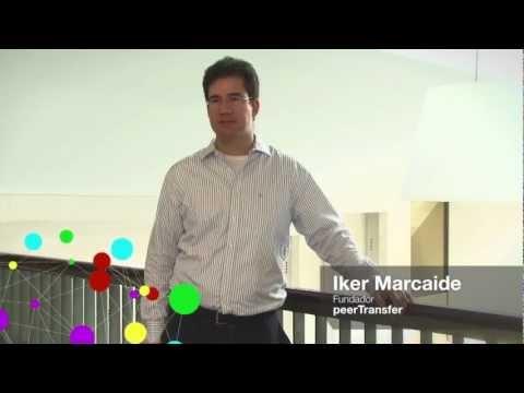 Entrevista Iker Marcaide. Ponente Enrédate Castellón 2012