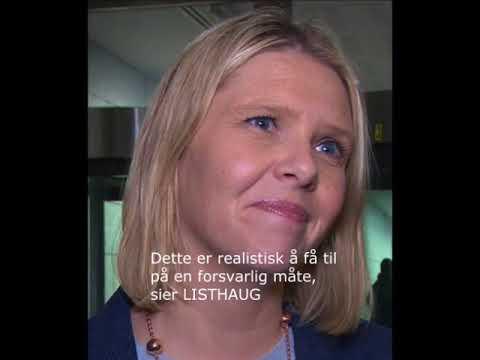 listhaug varsler om fullstendig omlegging av asylbehandlingen i norge