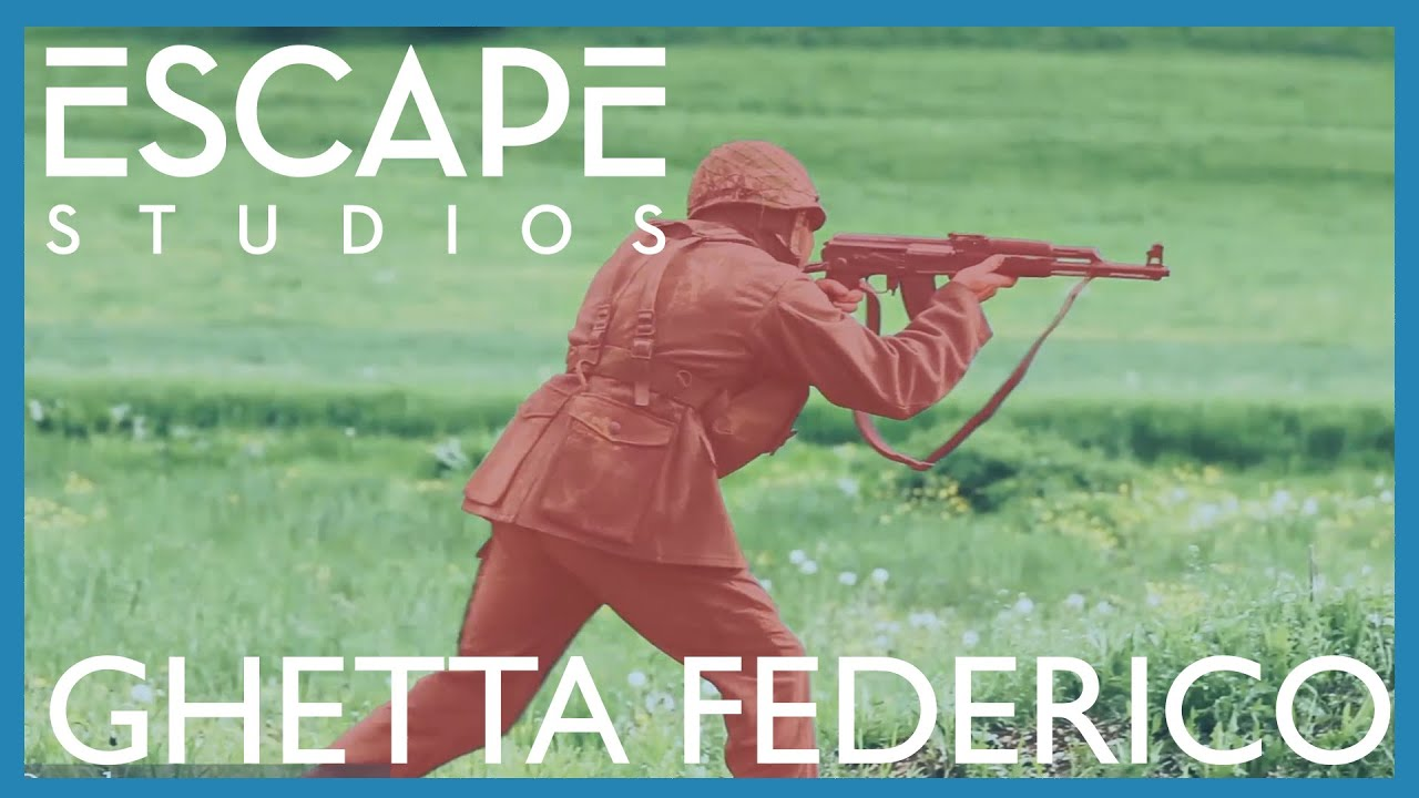 Escapee Showreels - Ghetta Federico