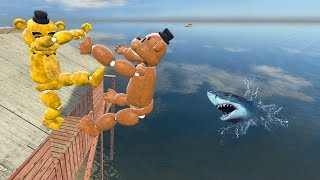 Download Garry's Mod not ordinary ragdolls [Freddy VS Golden