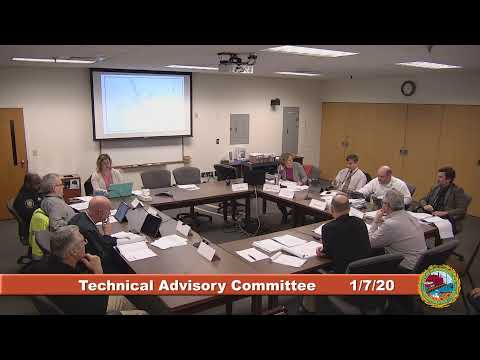 Technical Advisory Committee 1.7.2020