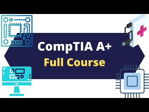 CompTIA A+ Certification Full Video Course for Beginners - YouTube