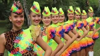PROMO VIDEO - majorettes TINA Bratislava, Slovakia (HD video)