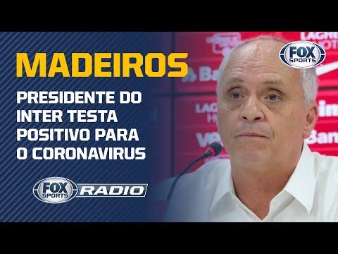 PRESIDENTE DO INTER COM COVID-19