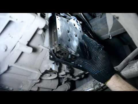 Фото к видео: Замена клапана АКПП Peugeot, Citroen, Renault