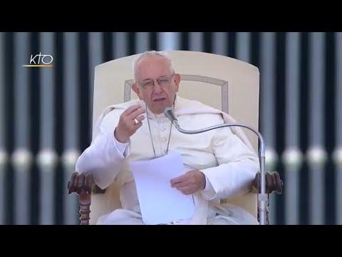 La vie chrétienne est un chemin de libération : Audience générale du 27 juin 2018