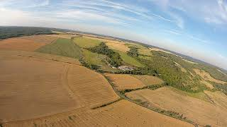 C1 Chaser with DJI Digital FPV just flying around