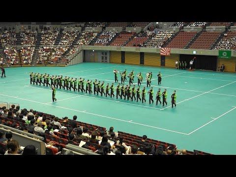 第29回愛知県マーチング大会 蟹江中学校 《はつらつ蟹中スピリット》