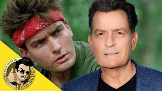 WTF Happened to Charlie Sheen?