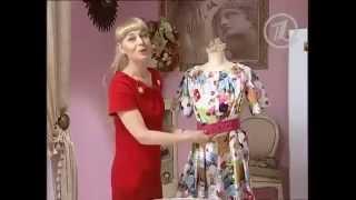 Платье на лето из трёх прямоугольников