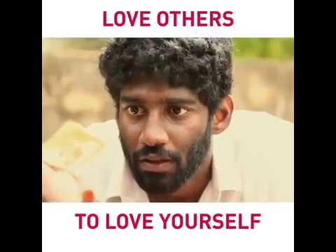 Love others to love yourself