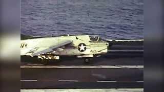 USS Ranger flight ops