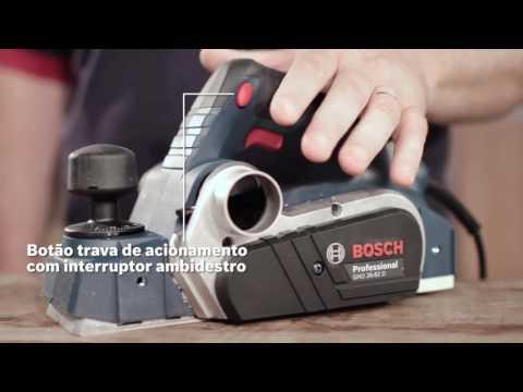 Plainas GHO 16 82 D e GHO 26 82 D Bosch