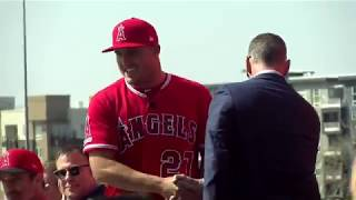 Mike Trout signs $430 million with Angels, but will they be better?