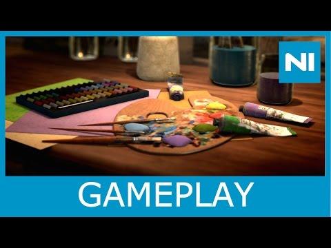 Видео № 1 из игры Art Academy: Atelier (Б/У) [Wii U]