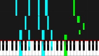 Ikson - Alive  - Piano Tutorial / Piano Cover 🎹 How To Play Alive By Ikson On The Piano