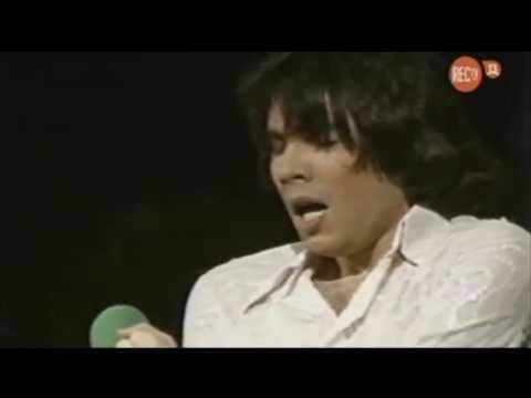 Miguel Gallardo - Hoy tengo ganas de ti (Chile 1979 - en vivo - Lunes Gala)