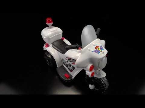 Мотоцикл 698-1